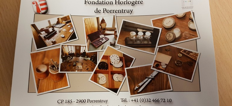 Carte postale Fondation